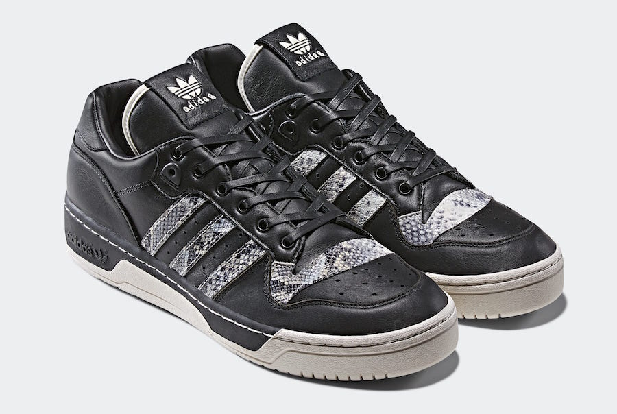 United Arrows and Sons adidas Rivalry Low Release Date B37112