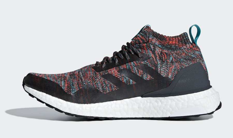 adidas Ultra Boost Mid Dark Grey Multicolor G26843 Release Date