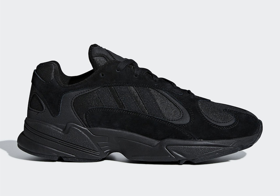 adidas Yung-1 Triple Black G27026 Release Date