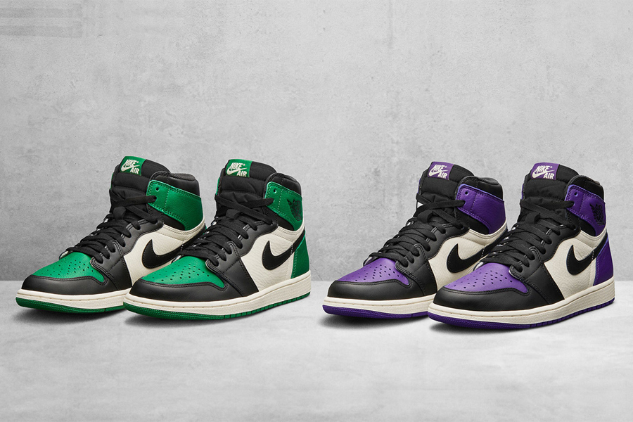 "efbe99ba515693 Jordan Brand will be expanding their Air Jordan 1 lineup by releasing the ""Pine  Green"" ..."
