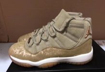 Air Jordan 11 Neutral Olive 378037-016 Release Date