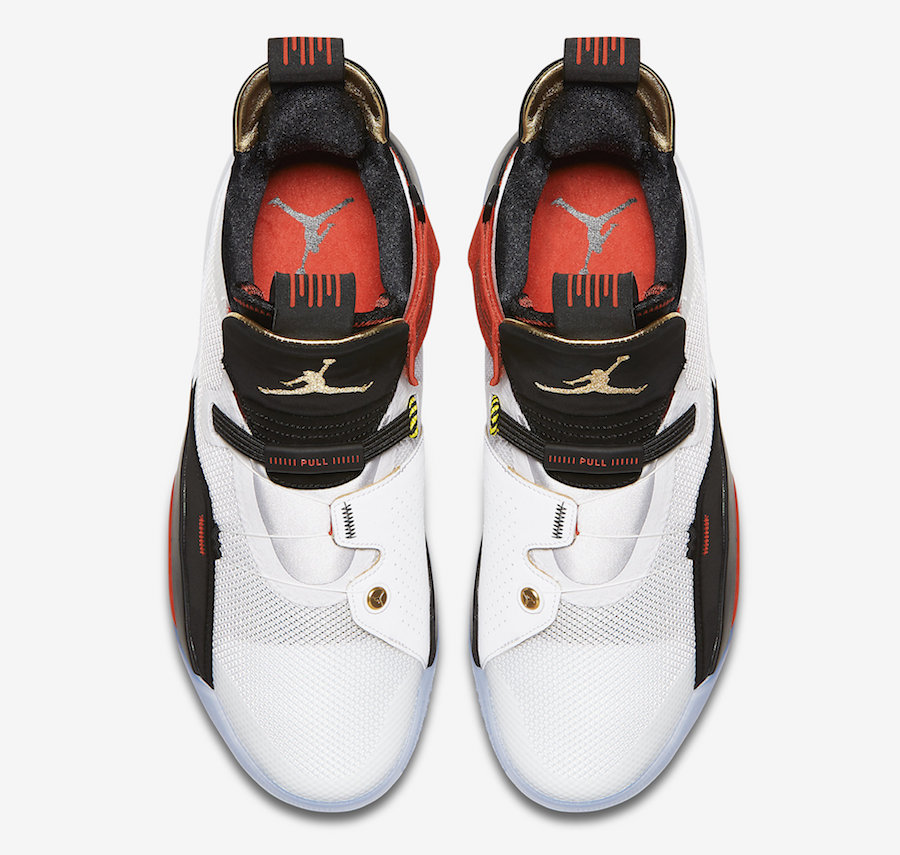 Air Jordan 33 XXXIII Future of Flight AQ8830-100 Release Date Price