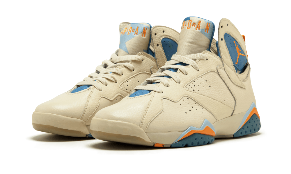 Air Jordan 7 Pacific Blue Ceramic 304775-281 Release Date