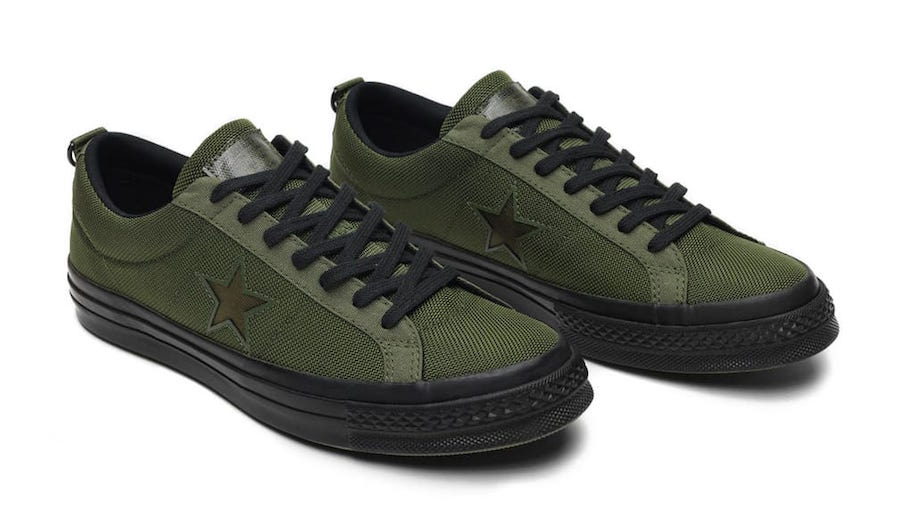 Carhartt WIP Converse One Star Olive Release Date