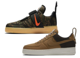 Carhartt WIP Nike Air Force 1 Utility Pack Releae Date