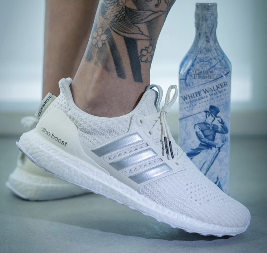 Game Of Thrones Adidas Ultra Boost House Targaryen Release