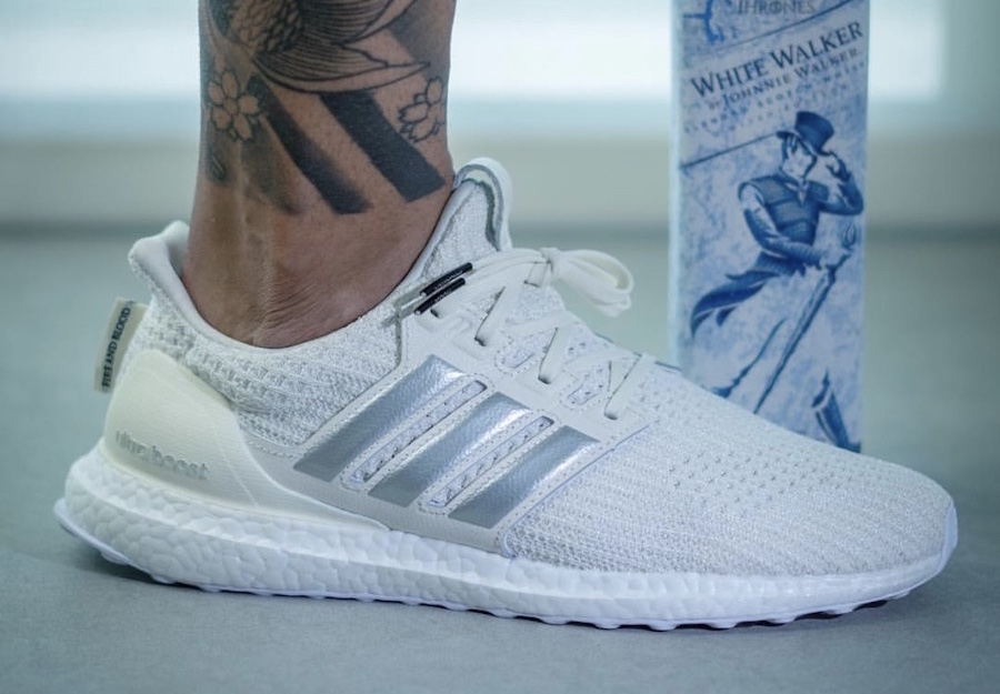 39badd28579 Game of Thrones adidas Ultra Boost House Targaryen Release Date - SBD