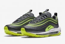 Nike Air Max 97 Black Neon Green 921733-014 Release Date
