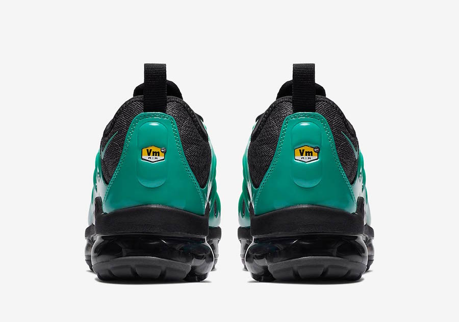 Nike Air VaporMax Plus Eagles Black Green 924453-013 Release Date