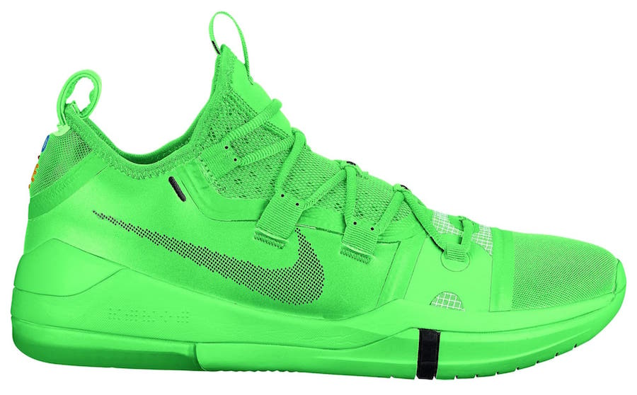 Nike Kobe AD Color Pack Green