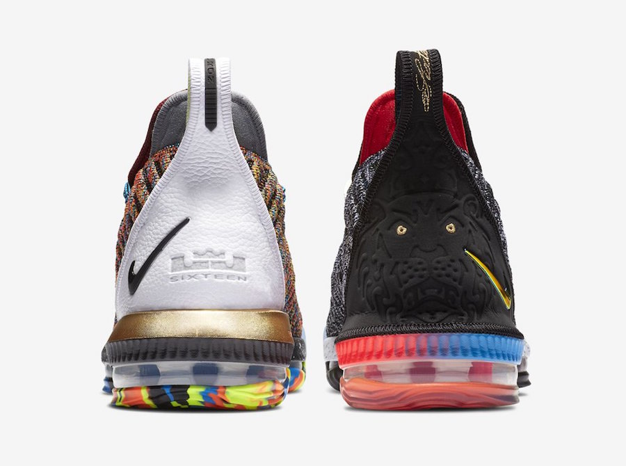 Nike LeBron 16 What The Release Date