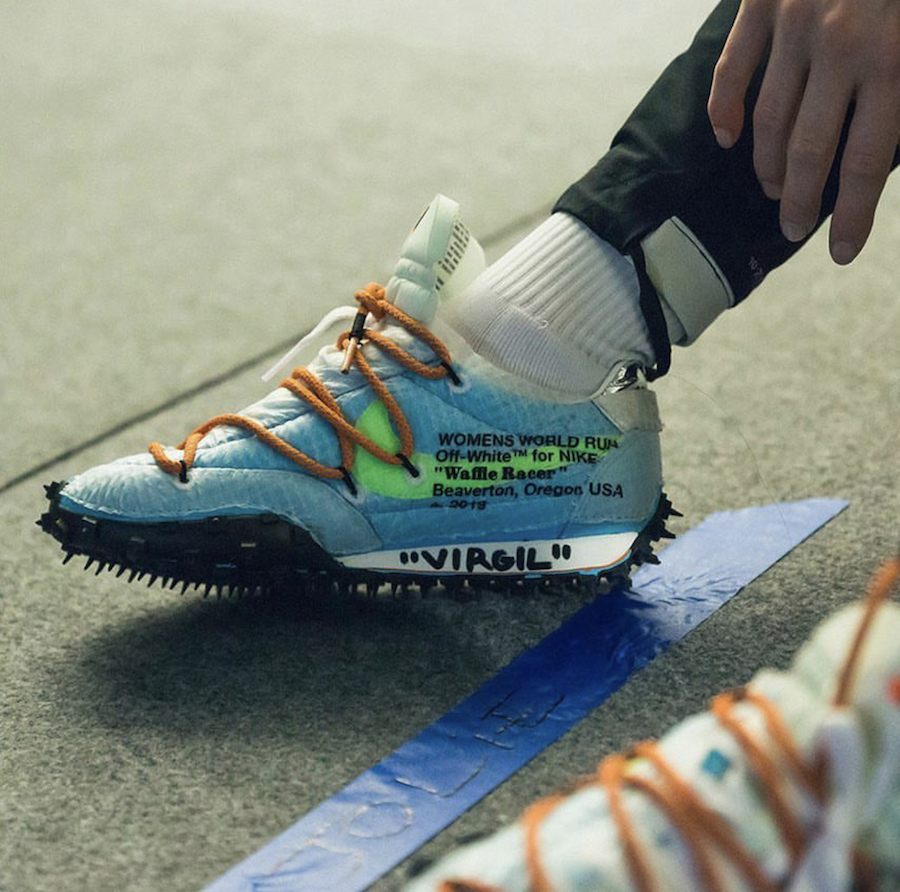 Off-White Nike Track and Field Collection