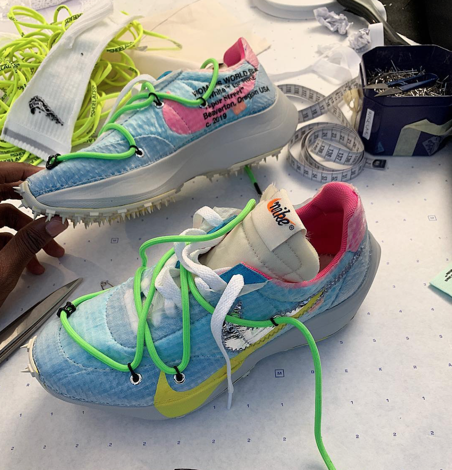 Off-White Nike Vapor Street Track and Field 2019