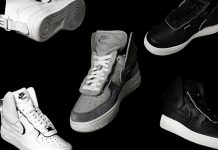 PSNY x Nike Air Force 1 High Collection