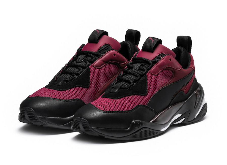 PUMA Thunder Spectra Tawny Port Black 367516-03 Release Date