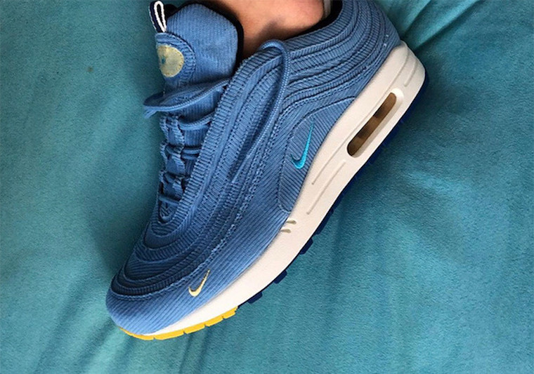 Sean Wotherspoon Nike Air Max 1/97 Second Wave
