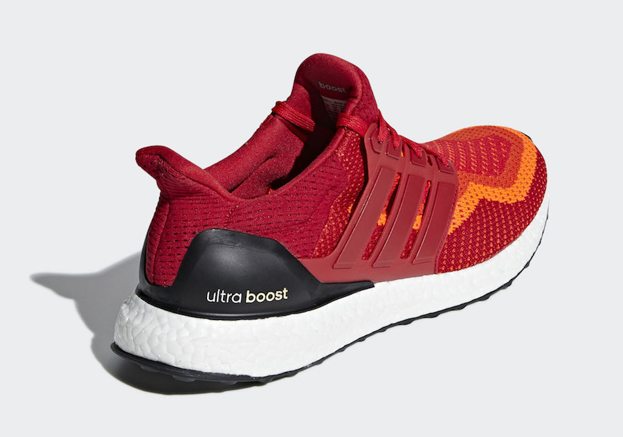 4b44ed54d adidas Ultra Boost 2.0 Red Gradient AQ4006 Release Date - SBD