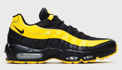 """sports shoes 4616a eaf46 Nike Air Max 95 """"Frequency Pack"""" Color BlackBlack-Tour Yellow-White Style  Code AV7939-001. Release Date September 14, 2018. Price 170"""