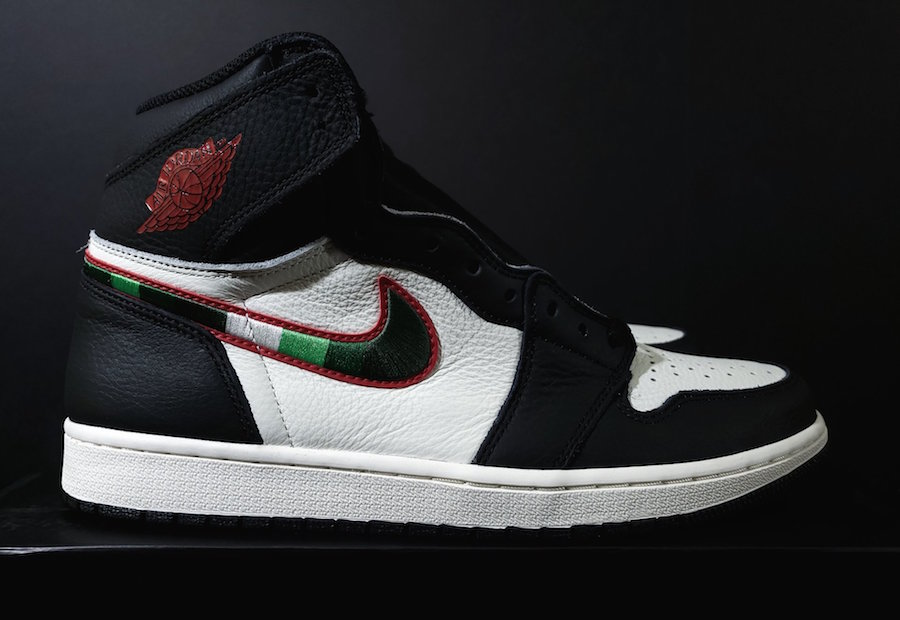 7d9a65950b71 Air Jordan 1 Retro High OG Sports Illustrated A Star Is Born Release Date