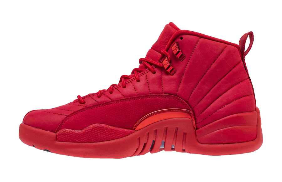 Air Jordan 12 Retro Gym Red 130690-601 Release Date