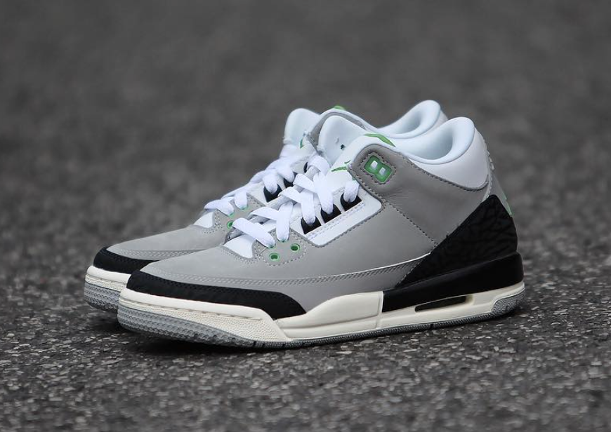 best loved 54277 21f0a Air Jordan 3 Chlorophyll Air Trainer 1 Release Date