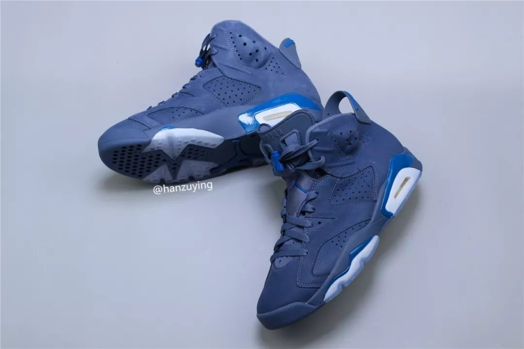 Air Jordan 6 Jimmy Butler Diffused Blue Release Date