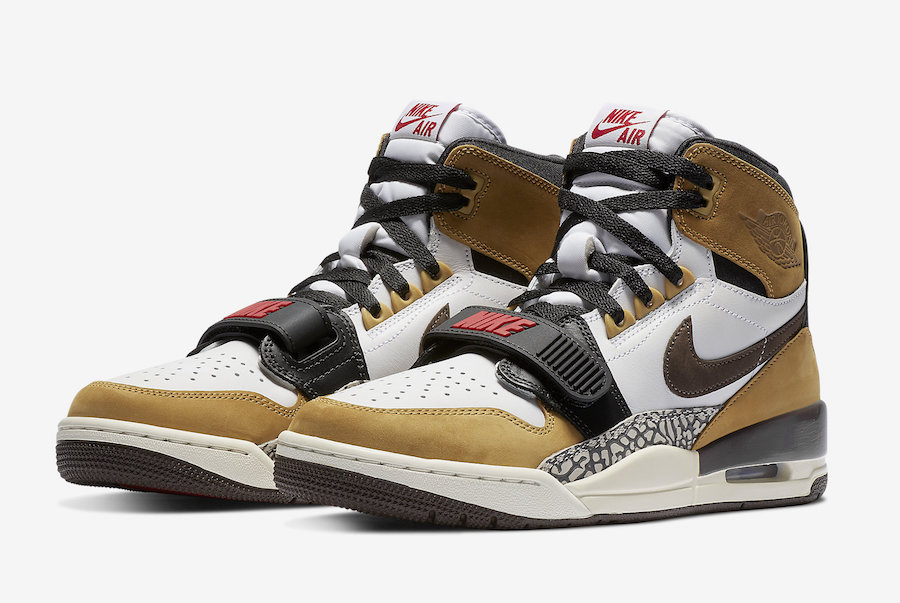 quality design d3ed7 f06a6 Air Jordan Legacy 312 ROY Rookie of the Year AV3922-102 Release Date
