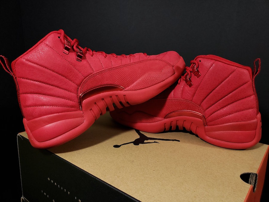 Air Jordan Retro 12 Gym Red Release Date