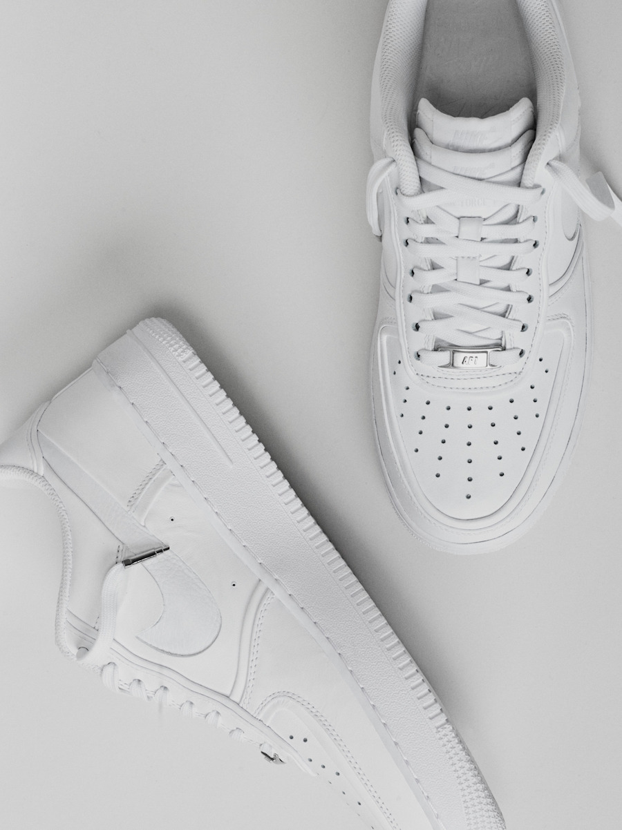 John Elliott Nike Air Force 1 AO9291-100 Release Date