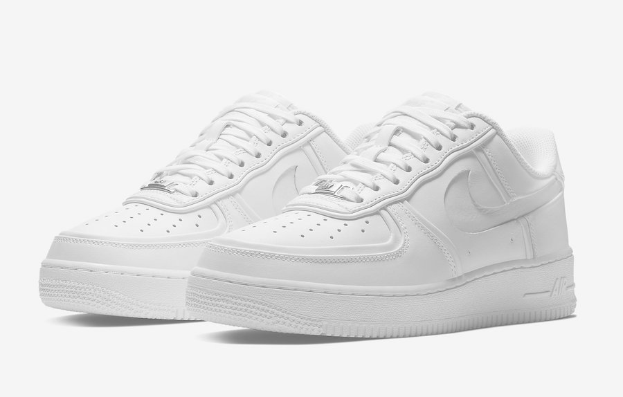 John Elliott Nike Air Force 1 Low AO9291-100 Release Date