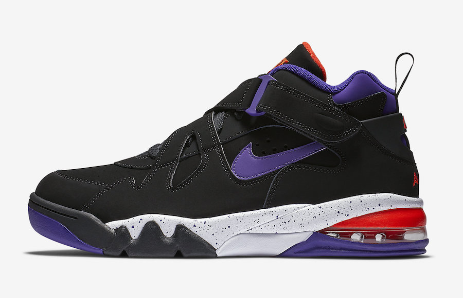 Nike Air Force Max CB Suns AJ7922-002 Release Date