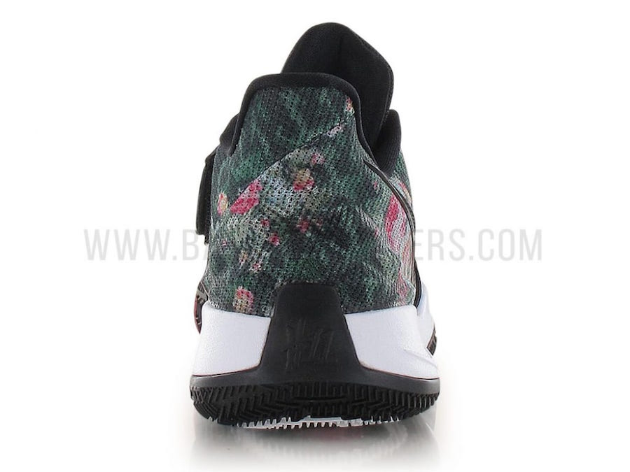 Nike Kyrie Low Floral AO8979-002 Release Date