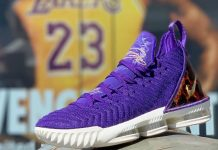 Nike LeBron 16 King Court Purple AO2588-500 Release Date