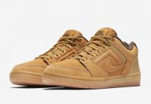 Nike SB Air Force II Low Premium Wheat AV3801-772 Release Date