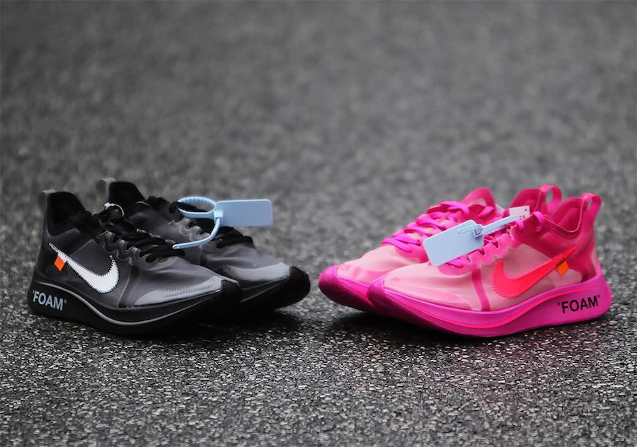 a9b78b6c6a6ea Virgil Abloh and Nike are set to release two colorways ...
