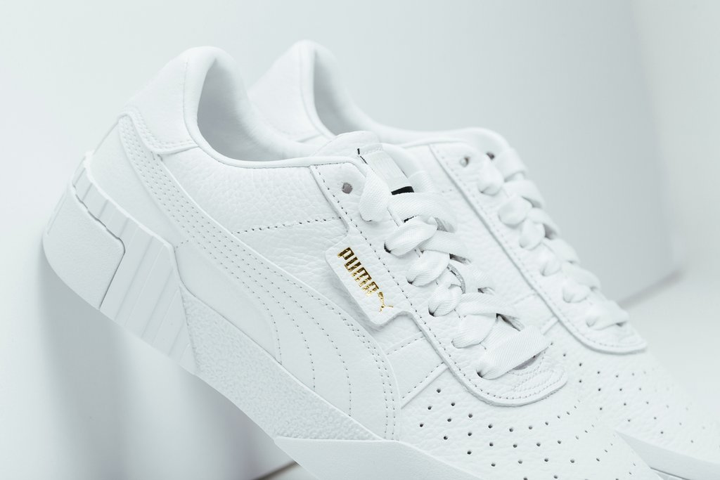 PUMA Cali Triple White