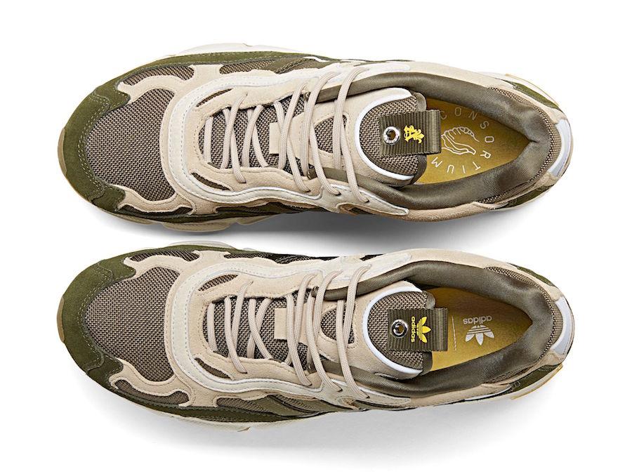 Saint Alfred adidas Temper Run BD8043 Release Date