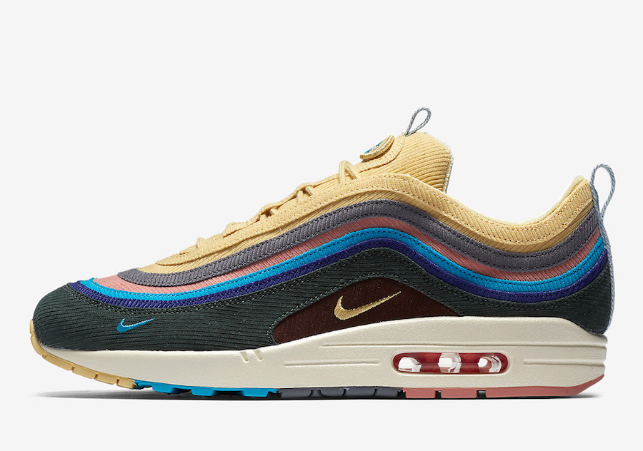 Sean Wotherspoon Nike Air Max 1/97 End Clothing Restock