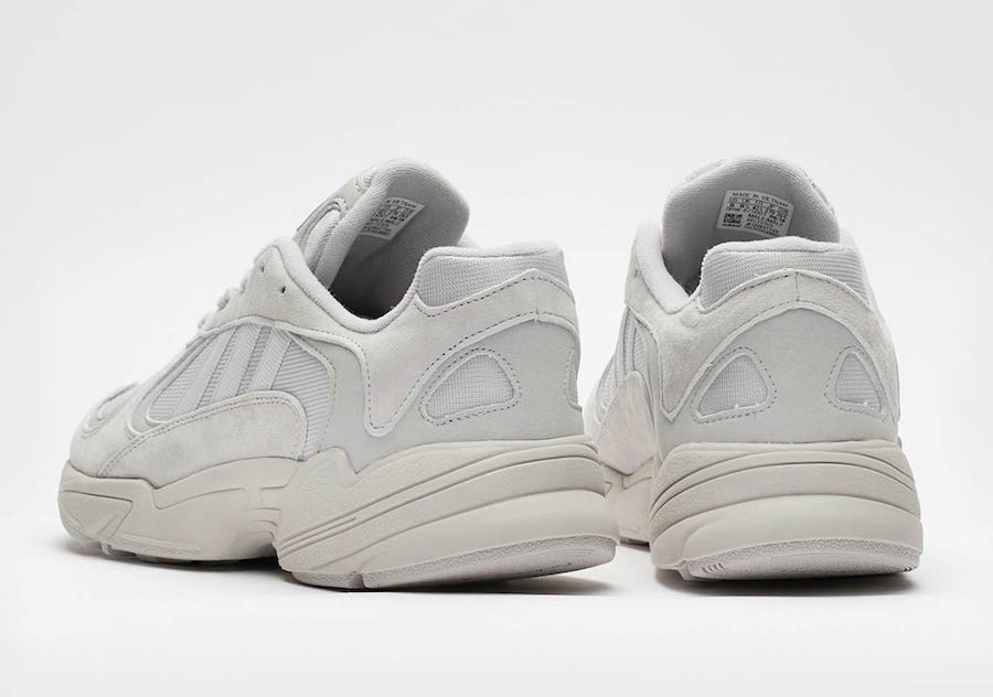 Sneakersnstuff adidas Yung-1 Grey F37070 Release Date