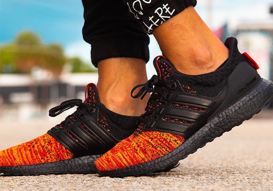 d094478eb77 adidas Ultra Boost Game of Thrones House of Targaryen Fire and Blood  Release Date