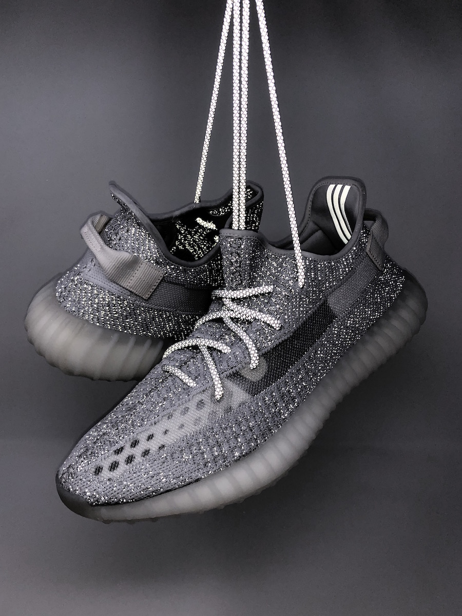 adidas Yeezy Boost 350 V2 Static Reflective EF2905 Release Date