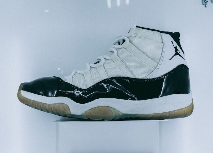 Air Jordan 11 Concord Grail Tour by Sneakersnstuff - SBD f46b0e581