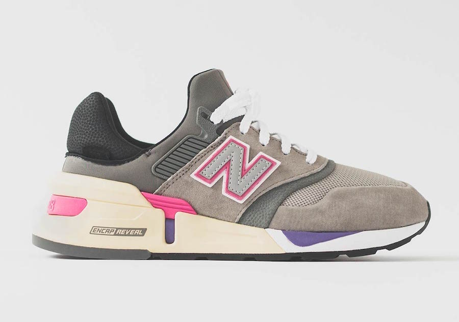 Kith New Balance 997 2018 Release Date