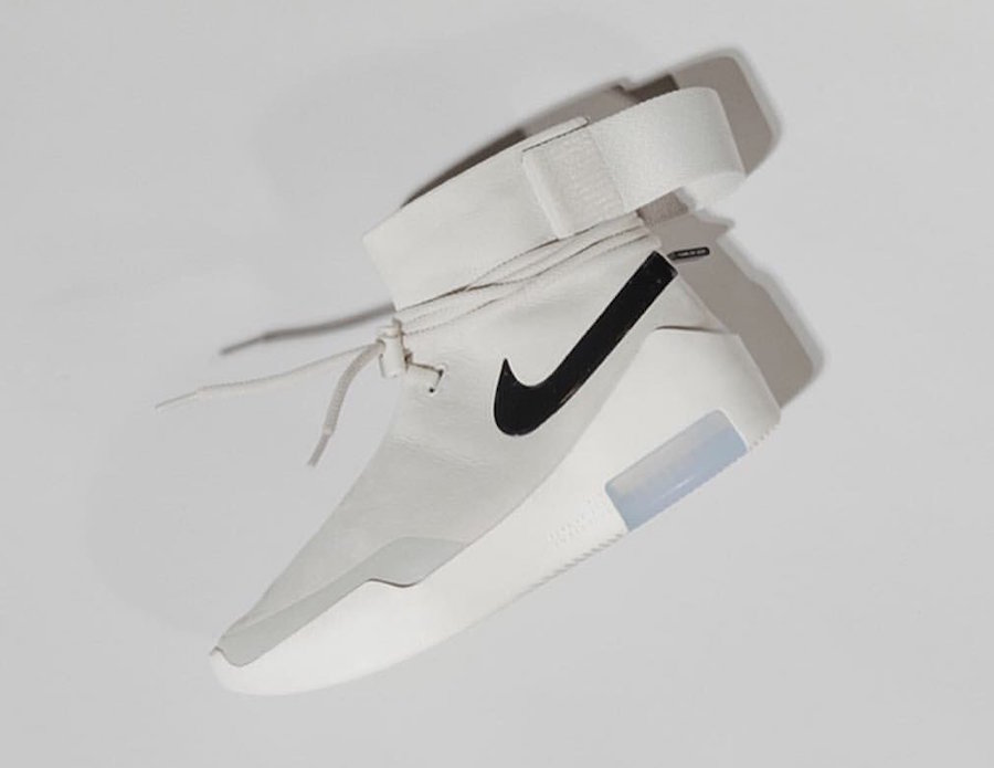 Nike Air Fear of God SA Shoot Around Release Date