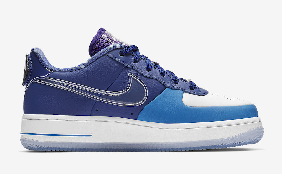 CLOT x Nike Air Force 1 Low Game Royal Releases Nov. 11