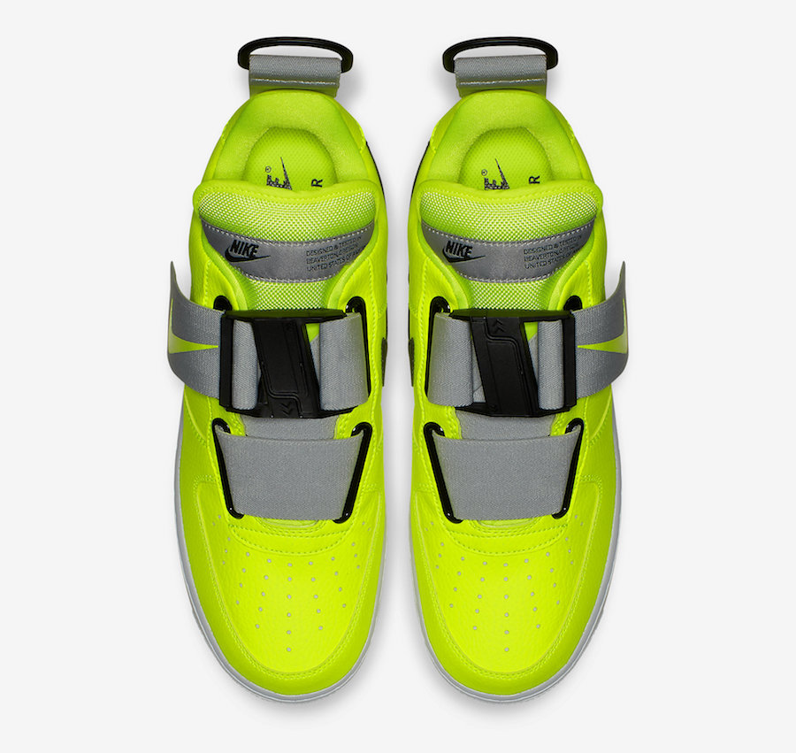 Nike Air Force 1 Utility Volt AO1531-700 Release Date