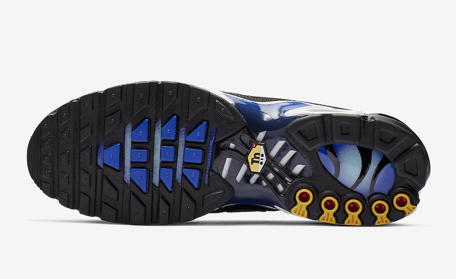 Nike Air Max Plus Hyper Blue BQ4629-003 Release Date