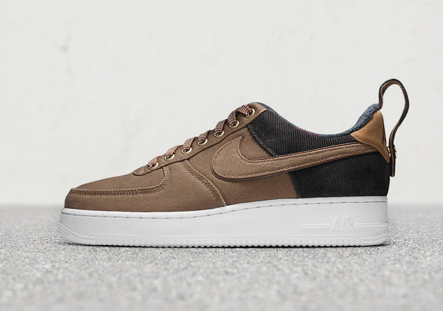 Nike Carhartt WIP Air Force 1 Low Release Date