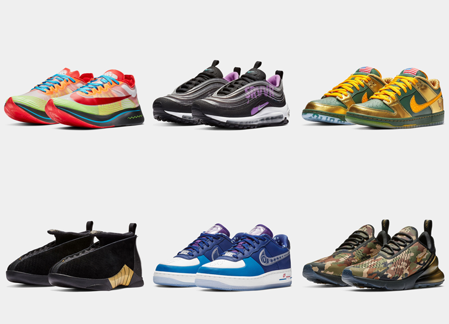 Nike Doernbecher 2018 Collection Release Date Price