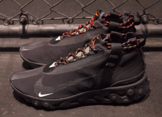 Nike ISPA React LW WR Mid Black AT3143-001 Release Date